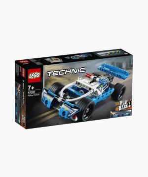 Lego Technic Կառուցողական Խաղ «Ոստիկանական Հետապնդում»