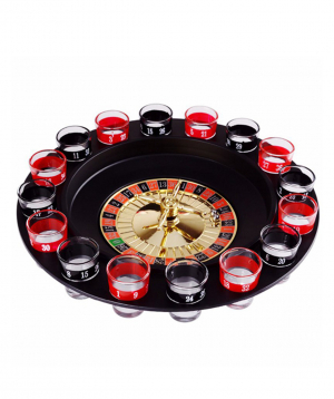 """Roulette """"Creative Gifts"""" drink if you can"""