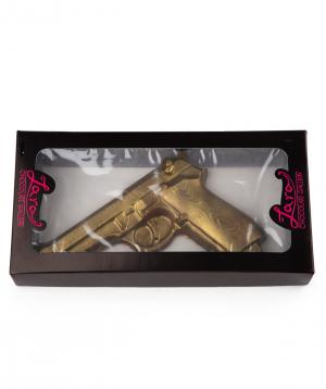 """Chocolate """"Lara Chocolate"""" gun"""