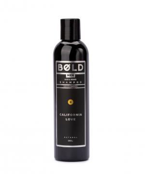 Shampoo `Bold Man` California lovе for men
