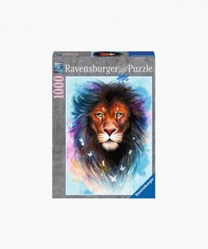 Ravensburger Փազլ Վեհաբաշ Առյուծ 1000p