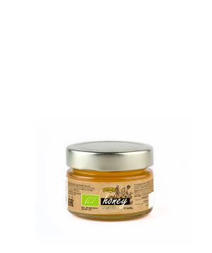 """Honey """"Pamp Honey"""" organic 160 g"""