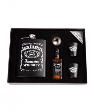 Հավաքածու «Creative Gifts» Jack Daniels, վիսկիով