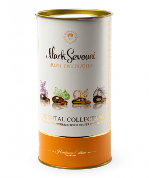 """Collection of dried fruit """"Mark Sevouni""""  Oriental Chocolate Collection 225 g"""