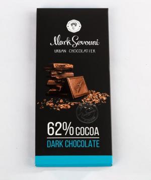 Շոկոլադ «Mark Sevouni» սև 62%