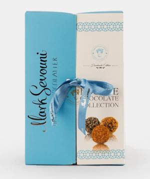 Շոկոլադե հավաքածու «Mark Sevouni» Lounge Chocolate Collection 210 գ