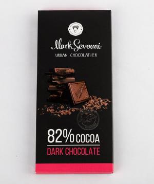 "Chocolate ""Mark Sevouni"" dark 82%"