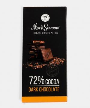 Շոկոլադ «Mark Sevouni» սև 72%