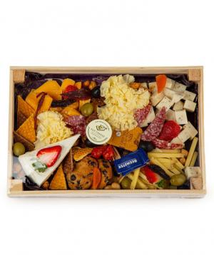 Հավաքածու «Say Cheese» պանիրների տուփով