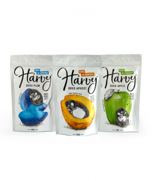 """Dried fruits """"Harvy"""" 3 packages"""