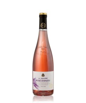 Գինի «La Jaglerie» Rosé d'Anjou վարդագույն կիսաչոր 750 մլ