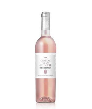 """Wine """"Côtes de Provence"""" dry rosé 750ml"""