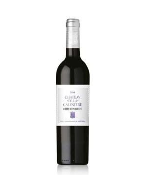 Գինի «Côtes de Provence» չոր կարմիր 750մլ
