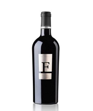 """Wine """"F Negroamaro"""" semi dry red 750ml"""