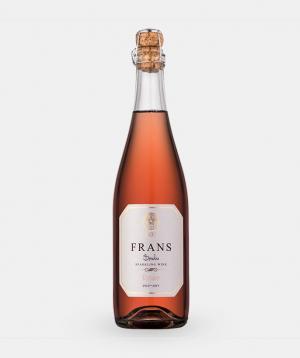 Շամպայն «France» վարդագույն, չոր 0,75լ