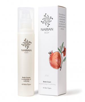 Cream `Nairian` body