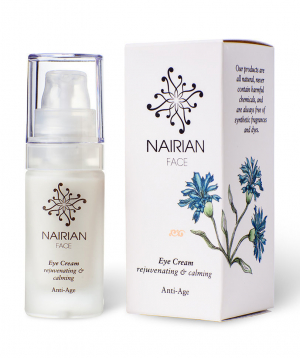 "Eye cream ""Nairian"" anti-aging, rejuvenating and softener 15 ml"