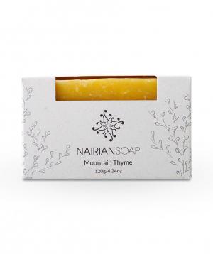 """Soap """"Nairian"""" mountain thyme"""