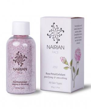 "Rose Petal Exfoliant ""Nairian"""