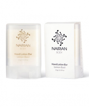 Քսուք «Nairian» ձեռքերի համար, կիտրոնային ռեհան
