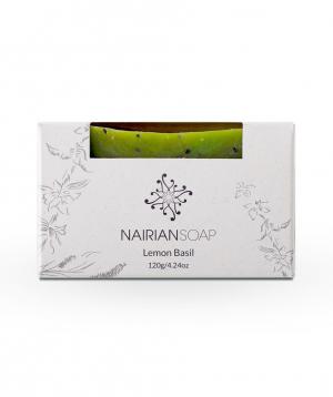 """Soap """"Nairian"""" lemon basil"""