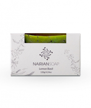Օճառ «Nairian» կիտրոնային ռեհան