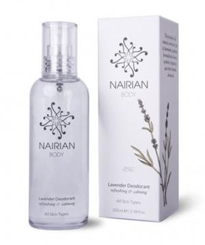 Deodorant `Nairian` with lavender essential oil