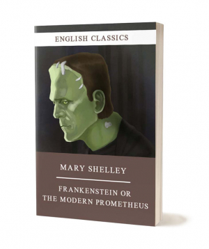 Book «Frankenstein or The Modern Prometheus»