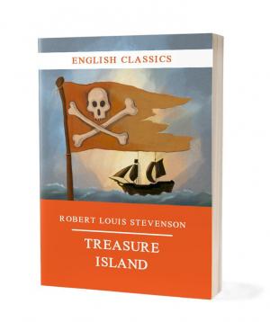 "Book ""Treasure Island"""
