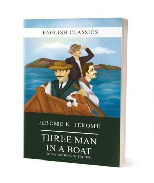 Գիրք «Երեքը նավակում՝ չհաշված շանը»