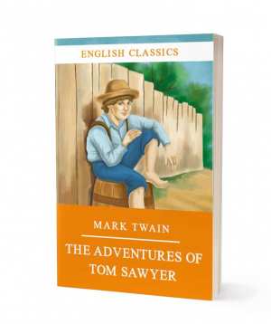 """Book """"The Adventures of Tom Sawyer"""""""