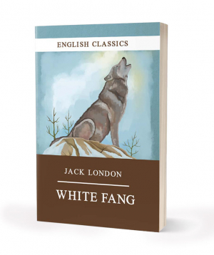 "Book ""White Fang"""