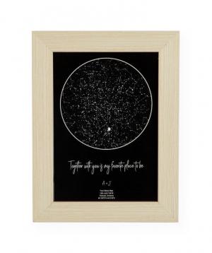 Անհատական աստղային քարտեզ A5_01