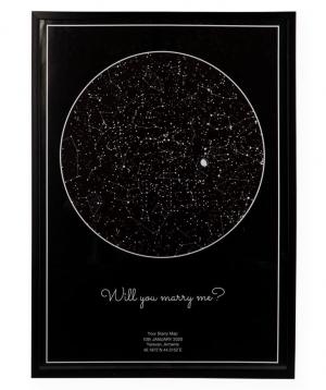 Անհատական աստղային քարտեզ A1
