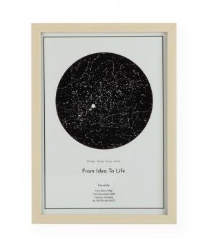 Անհատական աստղային քարտեզ A4_01