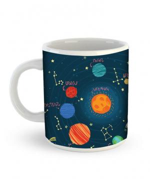 """Բաժակ """"3 dzook"""" «Տիեզերք» կերամիկական 250 մլ"""