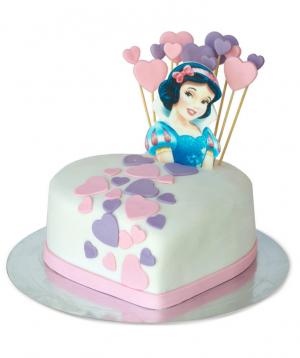Cake Snow White