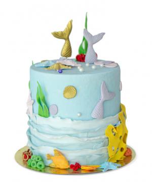 Cake Ocean
