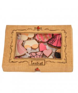 Թխվածքաբլիթներ «Tartist» Victoria's Secret