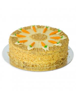 """Cake """"Carrot"""" №2"""