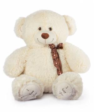 Teddy bear `I love you` №2