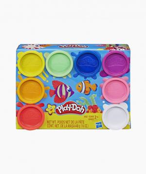 Hasbro Պլաստիլին PLAY-DOH 8 Գույն Rainbow