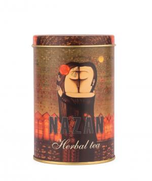 Թեյ «Nazan» լորու ծաղիկով, կիտրոնով և դեղձով