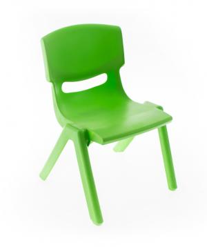 Chair plastic, green