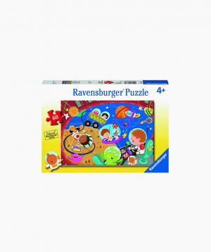 Ravensburger Փազլ «Արկածներ տիեզերքում» 60p