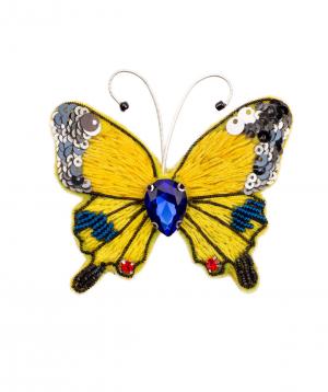 """Brooch """"LilmArt"""" butterfly"""