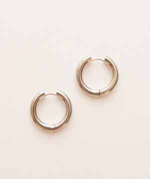"Earrings ""Rougecoco"" classic, big"