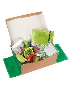 Gift box `Wonder Me` Hulk