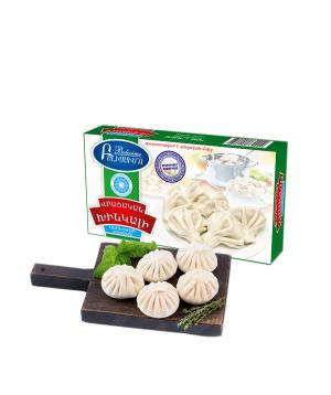 """Dumplings """"Bellisimo"""" georgian 900 g"""
