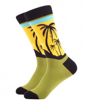 """Գուլպաներ """"Zeal Socks"""" Արմավենիներ"""